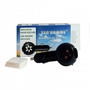 Diffuseur pour voiture - DIFCAR - Zen'Arôme