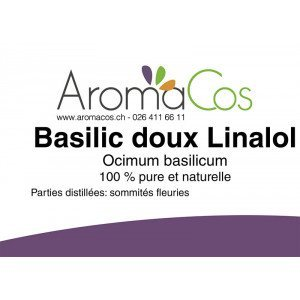 Basilic doux ct linalol