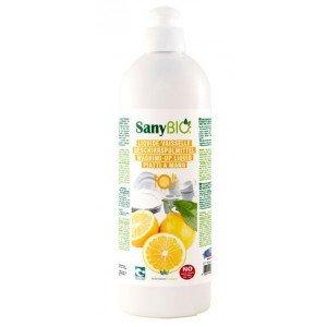 Liquide vaisselle parfum citron 1L - SanyBio