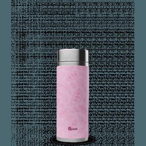 Théière nomade iso Pastel rose poudré 300 ml - Qwetch