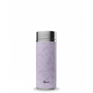 Théière nomade iso Pastel lilas 300 ml - Qwetch