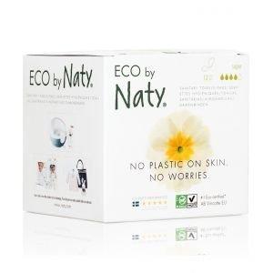 Naty Eco Serviettes Périodiques Super - 13 pcs