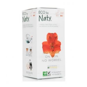 Naty Eco protège slip Normal - 32 pcs