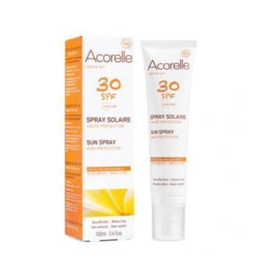 Spray Solaire SPF 30 – 100 ml - Acorelle