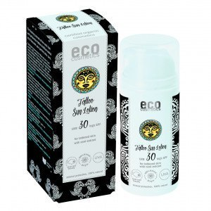 Lotion Solaire SPF 30 - Tattoo - 100ml - Eco Cosmetics