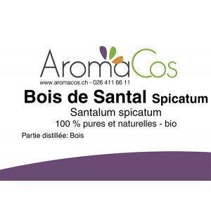 Bois de santal spicatum Bio