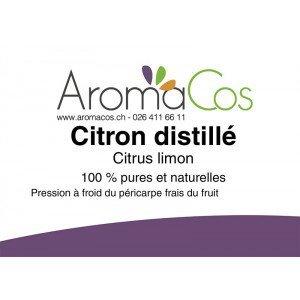 Citron distillé