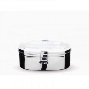 Boîte à Sandwich medium 15.9 x 11.3 x 6.2 cm - Onyx