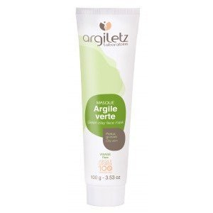 Argile verte prête à l'emploi tube 150g - Argiletz