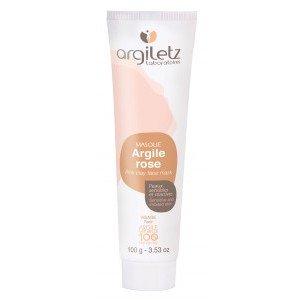 Masque à l'argile rose tube 100ml - Argiletz