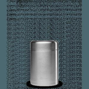 Lunchbox isotherme inox 500ml avec intérieur inox - Qwetch