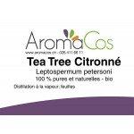 Tea Tree Citronné ( Arbre à thé citronné) Bio