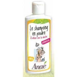 Shampoing en poudre 60 g - Anaé