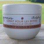 """Cérat pour les petits """"Douceur Epicée"""" - O'Nature"""