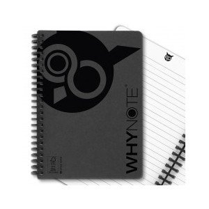 Book A5 - WHYNOTE