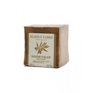 Savon d'Alep 30% d'huile de baies de laurier, 170g- Marius Fabre