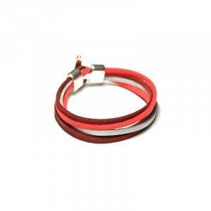 Bracelet Louise- Corail - Millescence