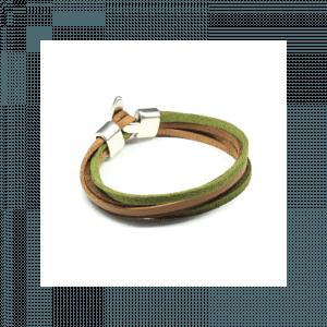 Bracelet Louise - Kaki - Millescence
