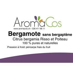 Bergamote sans bergaptène BIO
