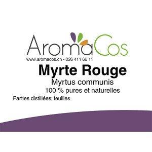 Myrte rouge BIO
