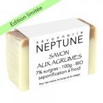 Savon aux agrumes - Neptune
