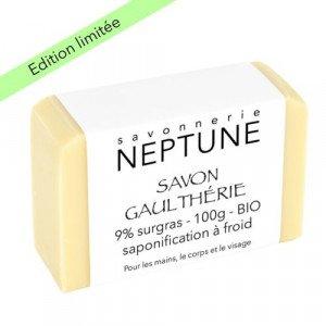 Savon gaulthérie - Neptune