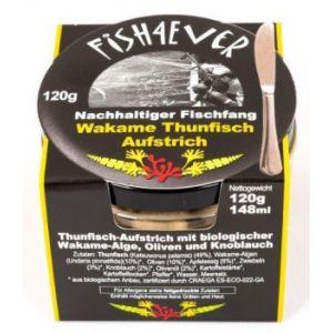 Pâté de wakamé et de thon - Fish4ever