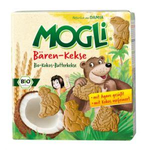 Biscuits ours Bio 125 g - Mogli