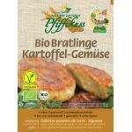 Galettes pomme de terre-légumes Bio 110 g - Pfiffikuss
