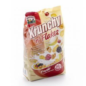 Krunchy 'n' Flakes aux fruits Bio - Barnhouse