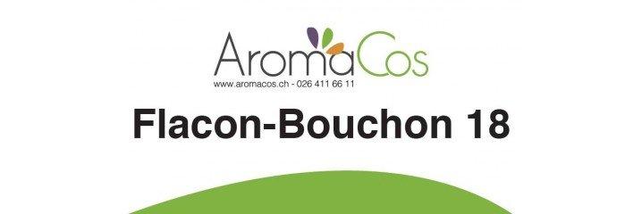 Flacon-Bouchon 18
